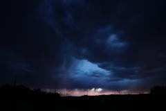 Rain at a Distance