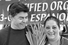 Jennifer Fresquez & Gilbert Miriles, Monte Vista Organics