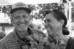 Gary & Natasya Gundersen, Mr. G's Organic Produce