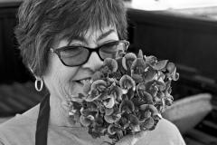 Gloria N. Trujillo, Vigil's Chimayo Produce