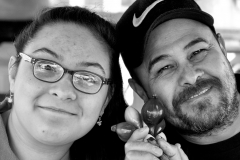 Rigoberto Orozco and and daughter Sandra Orozco, Orozco Produce