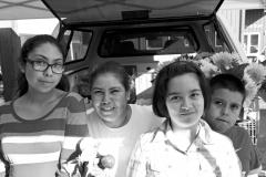 Estella Alcantar & family, Alcantar Produce